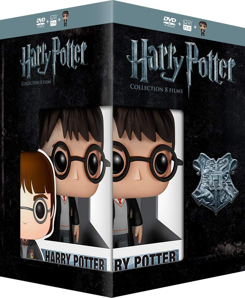 Harry Potter - Lintégrale des 8 films Francia DVD: Amazon.es ...