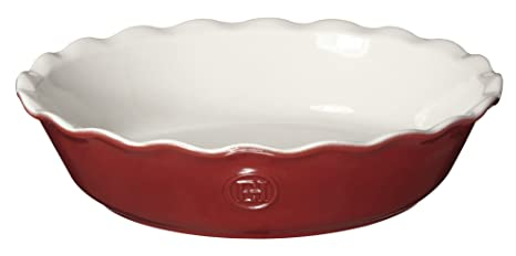 Emile Henry Made In France HR Modern Classics Pie Dish 9u0026quot; ...  sc 1 st  Amazon.com & Amazon.com: Emile Henry Made In France HR Modern Classics Pie Dish ...