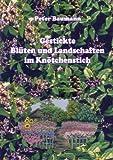 Gestickte Blüten und Landschaften im Knötchenstich, Peter Baumann, 3833464011