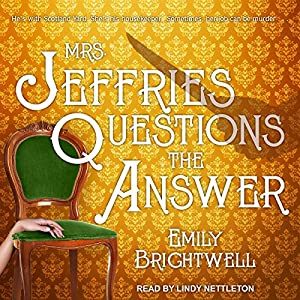 Mrs. Jeffries Questions the Answer Audiobook