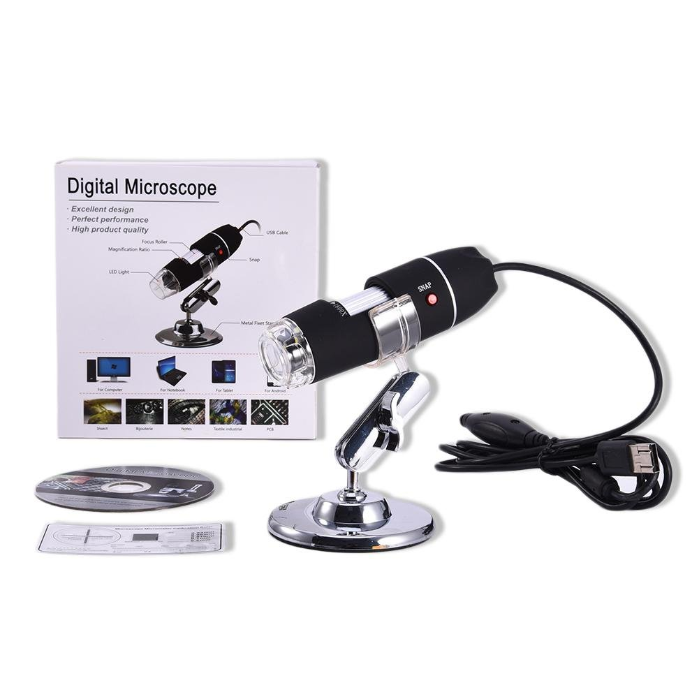 Microscopio digital aumentos chollo oferta