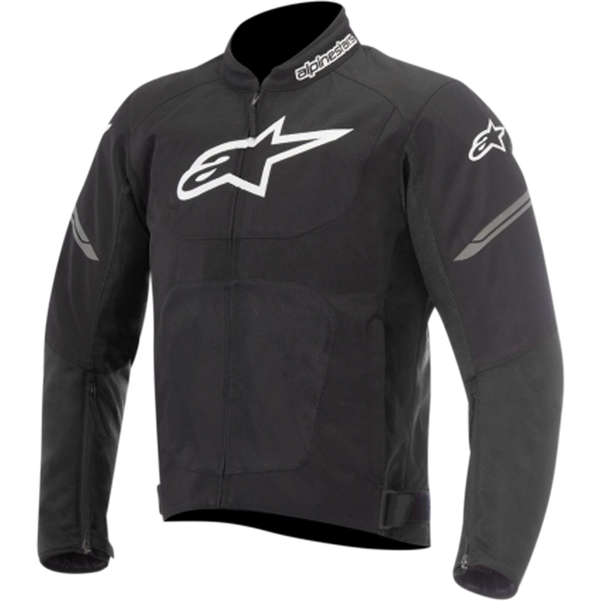 Alpinestars Viper Air Men's Street Motorcycle Jackets - Black/X-Large