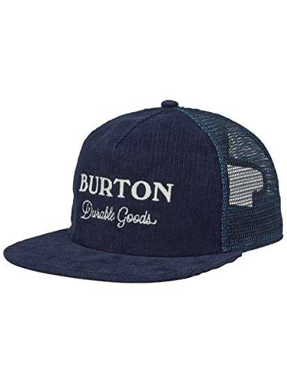 e3afc5fb80025 Burton Durable Goods Snapback Cap Hat Indigo Blue  Amazon.ca  Clothing    Accessories