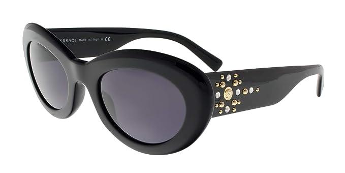 Amazon.com: Versace - Gafas de sol para mujer, talla única ...