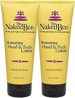 product image for The Naked Bee Jasmine & Honey Moisturizing Hand & Body Lotion, 6.7 oz - 2 Pack