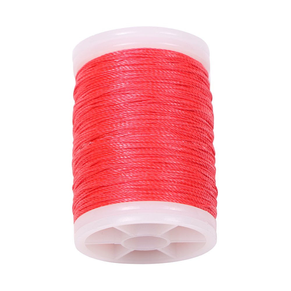 Archery Bow String Serving Thread 110m 0.4mm Thickness Fiber Bowstring Protector