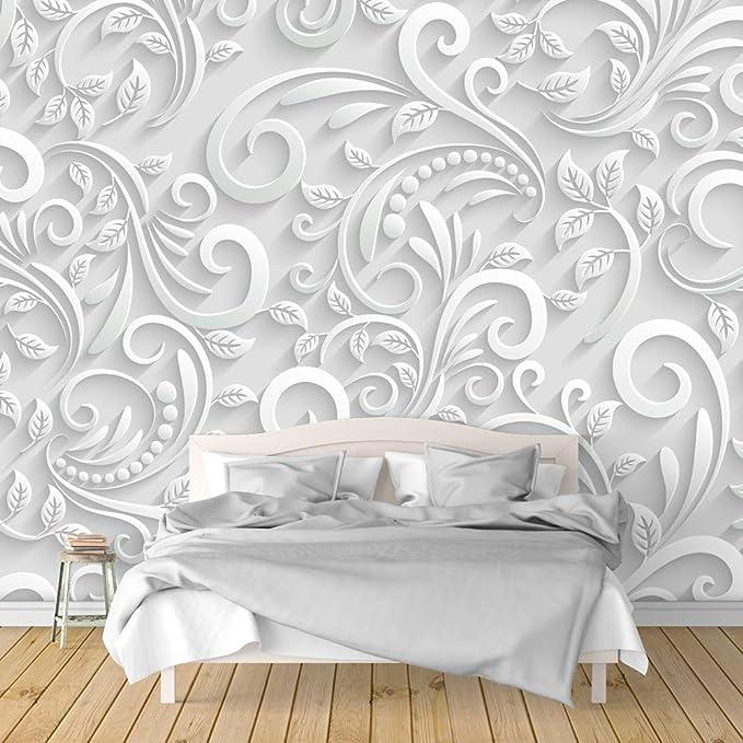 paredes de cocina fregadero Modern 01, Paquete de 1 Papel tapiz de mural autoadhesivo con patr/ón de hormig/ón te/ñido 19,6 X 118 50cm X 3M habitaci/ón 0,15mm para sala de estar