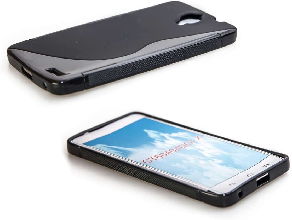 caseroxx TPU-Carcasa para Alcatel One Touch Idol X 6040, Carcasa ...