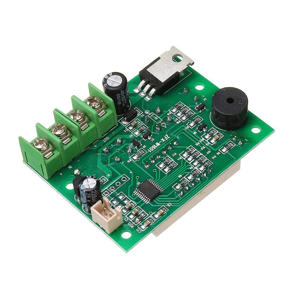 Zhanyiyi Accesorios XH-W1601 DC12V Control de Temperatura Placa ...
