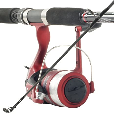 SouthBend Competitor Spinning CM155/CM702B Rod & Reel Combo 7'-2 Piece/Black