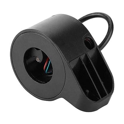 Alomejor Pieza de los Accesorios del Acelerador del Acelerador para el Scooter electrico Xiaomi MIJIA M365