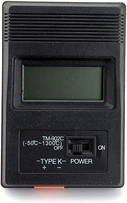 TM-902C 1300 Thermom/ètre num/érique LCD type K