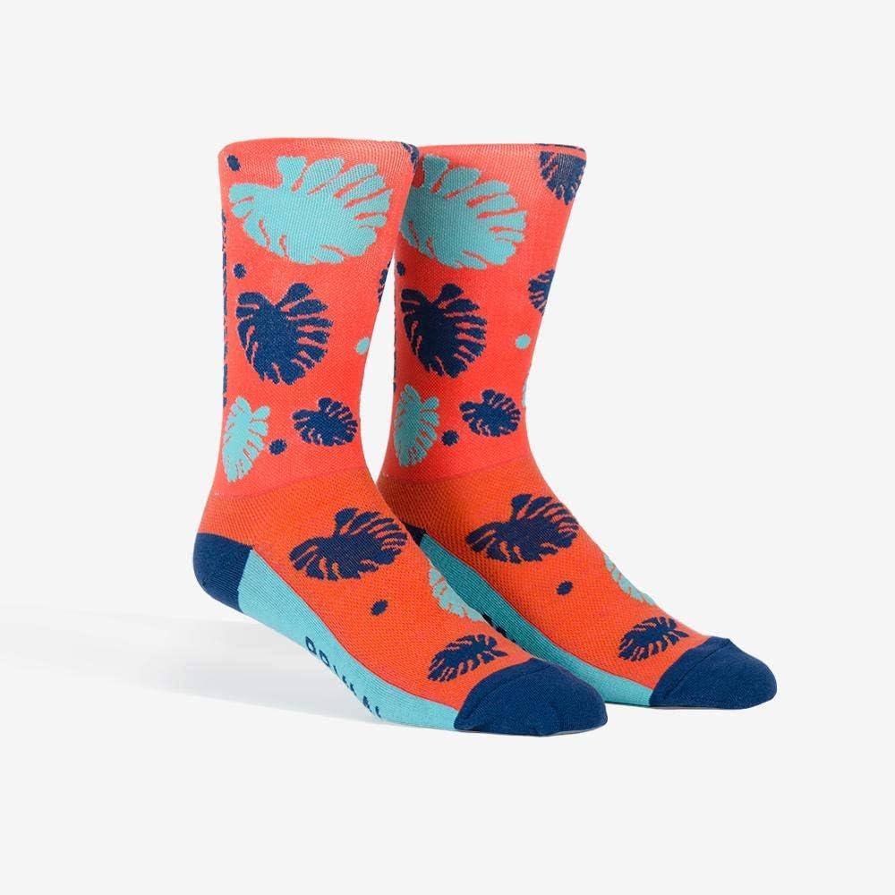 Tiki Island 4-7 Mixed Small//Medium Primal Europe Unisexs Cycling Socks