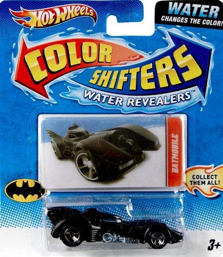 Hot Hot Hot Wheels – V0587 – Auto Miniatur Batmobil 256e15