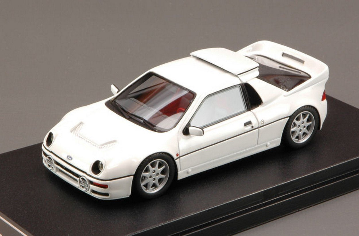 80% de descuento HPI Racing HPI8340 Ford RS200 1984 White 1:43 MODELLINO Die Die Die Cast Model  mas barato