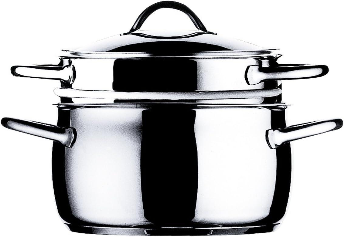 Mepra cookware-sets, 22 CM, Silver
