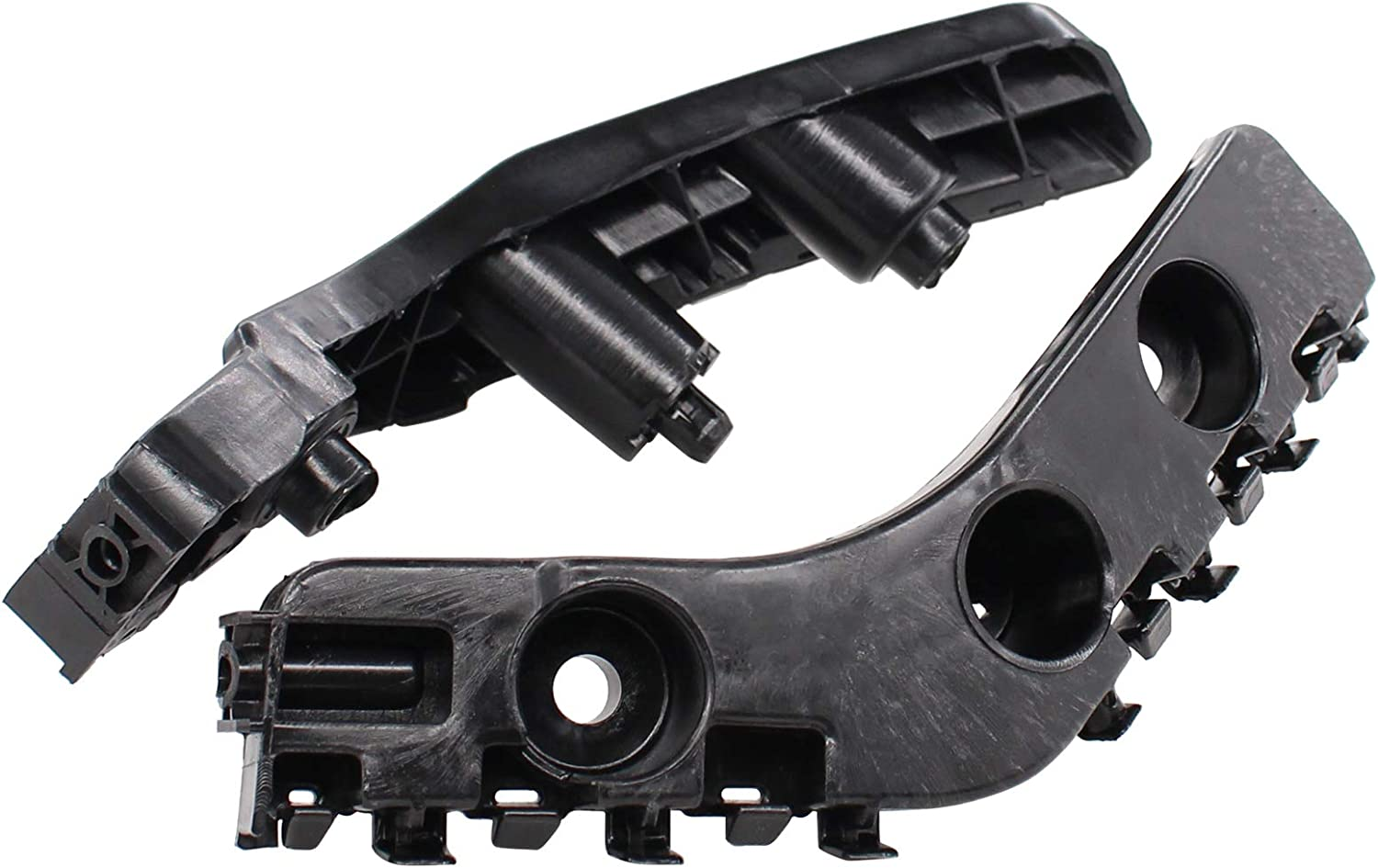 XtremeAmazing Left and Right Bumper Fascia Support Brackets Compatible with Jeep Grand Cherokee 2014-2019