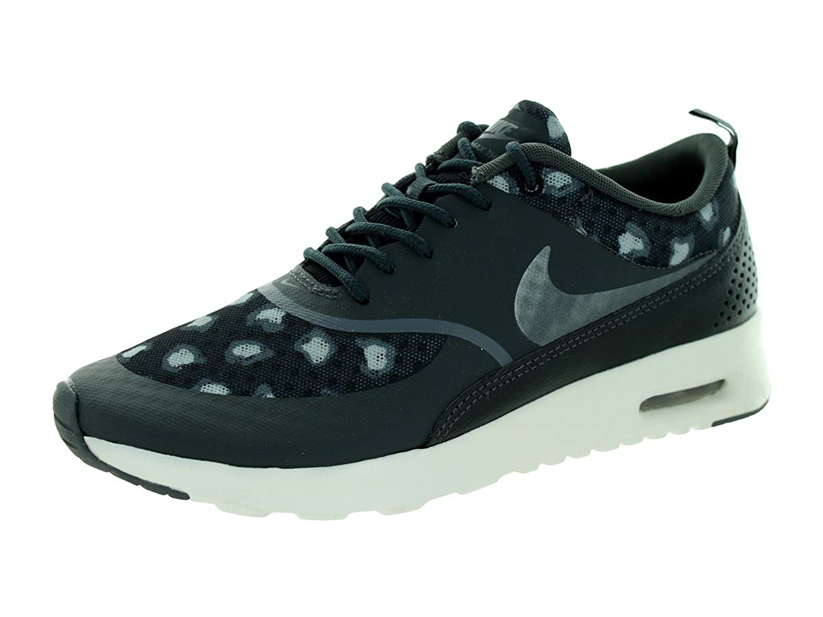 Delivers Snug Nike Air Max Thea Print Womens Shoes Silver
