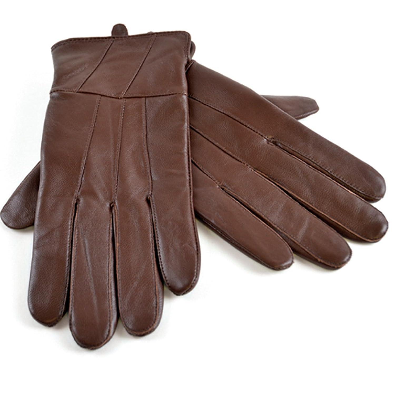 Blue leather gloves ladies uk - Classic Ladies Womens Girls Genuine Leather Short Ladies Gloves Size Small Medium Or Medium