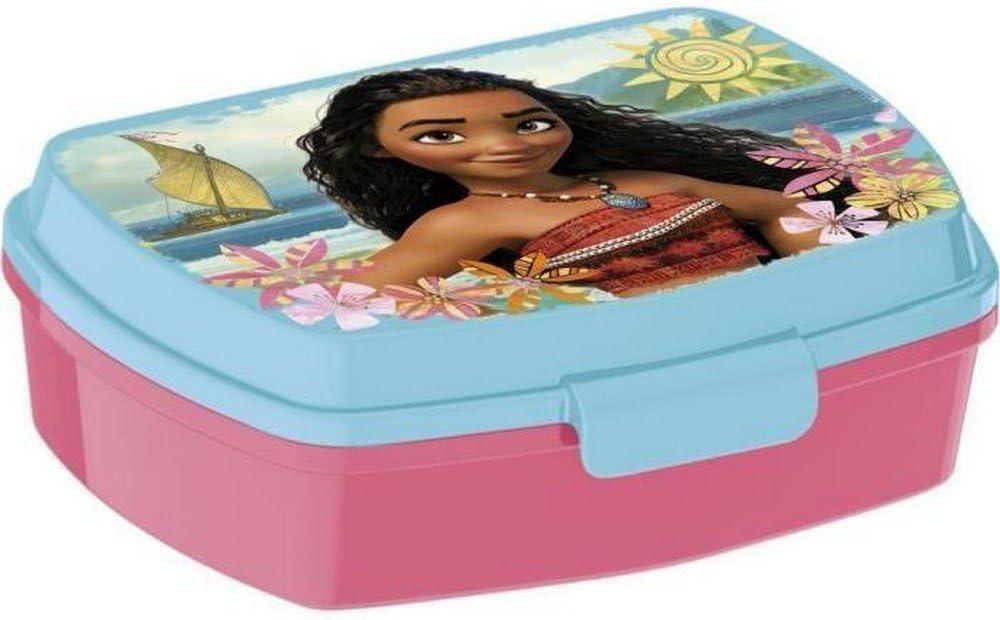 Caja de gouter niño Vaiana Disney: Amazon.es: Deportes y aire libre