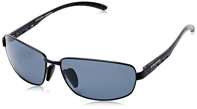 Eyelevel Herren Sonnenbrille Gr. One size, Schwarz - Schwarz