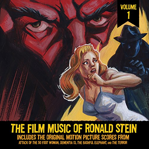 (The Film Music of Ronald Stein Vol. 1 (From