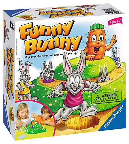 Funny Bunny Game For Kids
