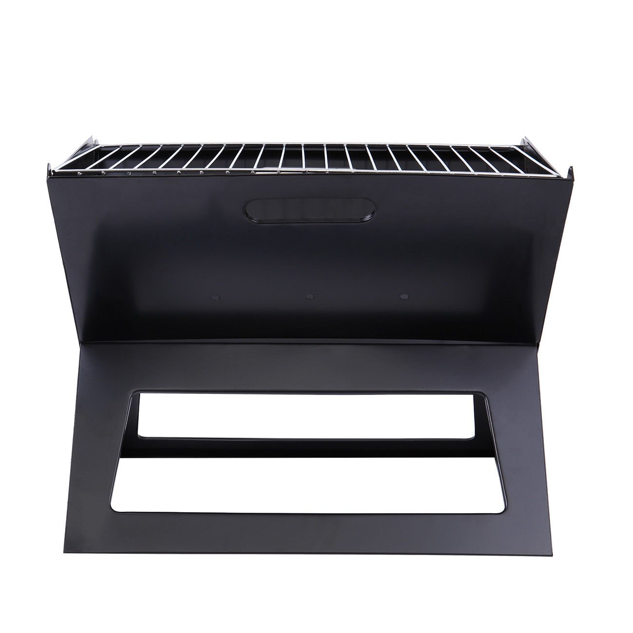 Maximumstore - Portable Barbecue BBQ Grill Compact Charcoal Bars Outdoor Camping