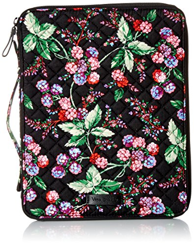 Vera Bradley Iconic Tablet Tamer Organizer - Signature Messenger Bag (Vera Bradley Tech Case)