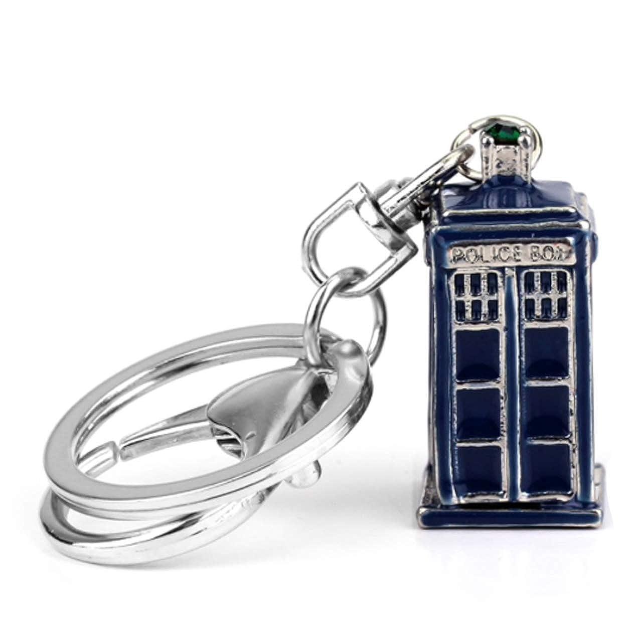 Reis of London Dr Who - Llavero con caja de policía de ...