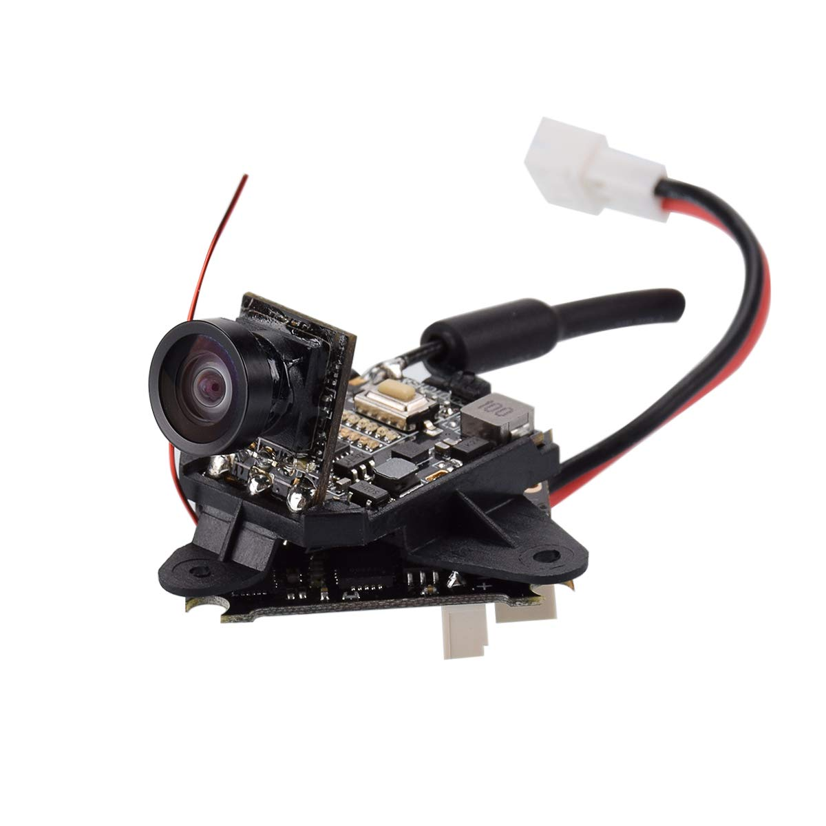 BETAFPV BetaCube F4 FC Brushed Frsky Receiver OSD Smart Audio Z02 FPV AIO 5.8G VTX Camera with Cam Mount for Tiny Whoop Brushed Quads Beta75S Beta65S
