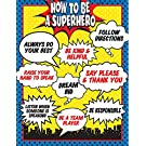 Teacher Created Resources How To Be a Superhero Chart (7550)