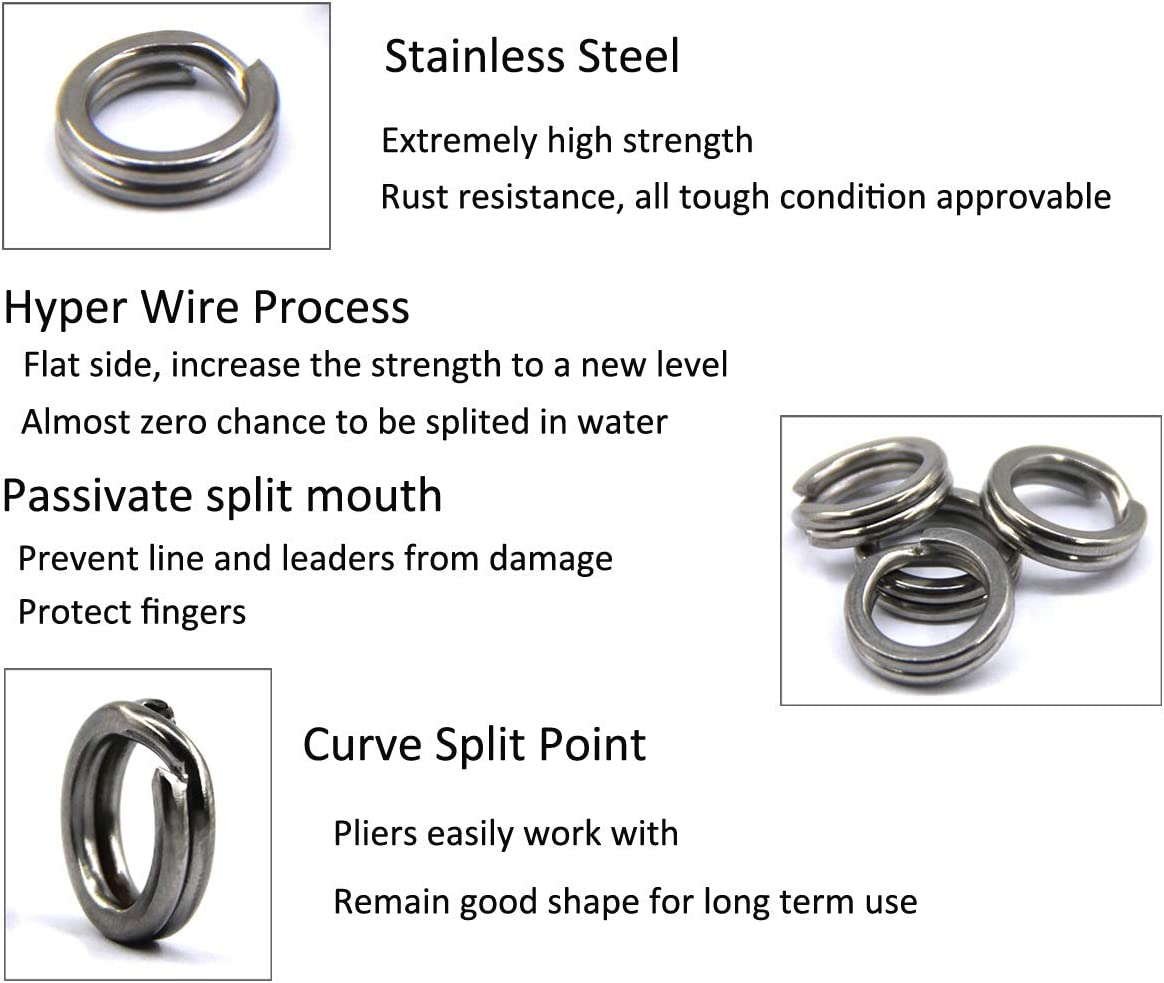 Large /& extra large Hi-Carbon Steel Solid Rig Rings.The only one/'s on .