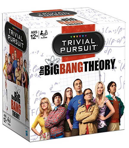 (USAOPOLY The Big Bang Theory Trivial Pursuit Board Game)
