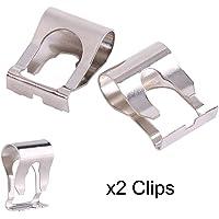 Herramientas del limpiaparabrisas, 1 par clip de reparación