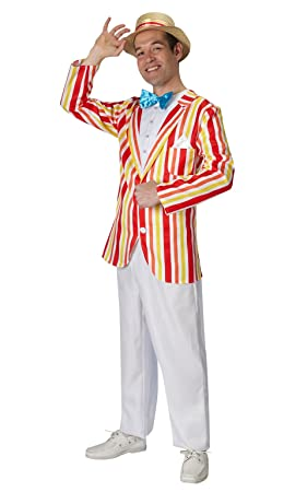 Rubies s – Disfraz de Oficial de Disney Bert Jolly Holiday Mary Poppins, Disfraz