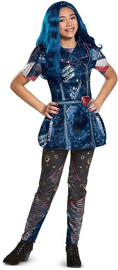 Amazoncom Girls Classic Disney Descendants 2 Isle Look Evie