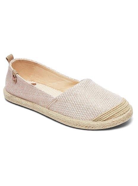 Roxy Flora, Alpargatas para Niñas: Roxy: Amazon.es: Zapatos y complementos