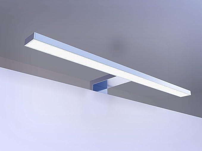 Led luce specchio bagno luce w colore luce mm bianco caldo