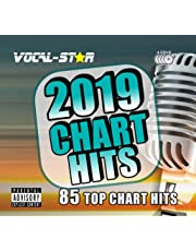 Vocal-Star 2019 Karaoke Chart Hits 85 Songs on 4 CD+G (CDG) Discs. The Top 85 Chart Songs of 2019
