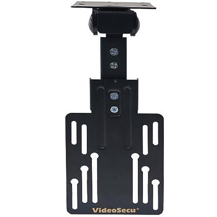 Videosecu Flip Bracket Tilt Swivel Kitchen Under Cabinet Folding Tv Ceiling Mount For Most 13 30 Lcd Led Tv Flat Panel Monitor Display With Vesa