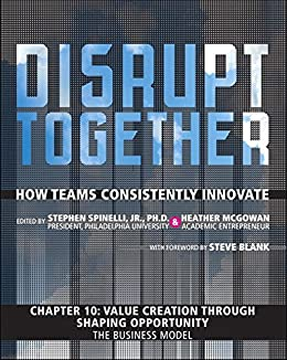 Amazon value creation through shaping opportunity the value creation through shaping opportunity the business model chapter 10 from disrupt together fandeluxe Image collections