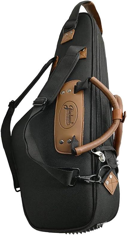 LONGTAI - Funda para saxofón alto con correas para mochila: Amazon.es: Instrumentos musicales