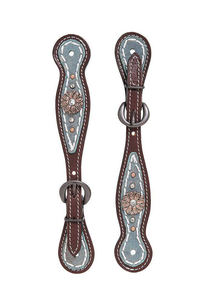 Weaver Leather Savannah Cowboy Spur Strap