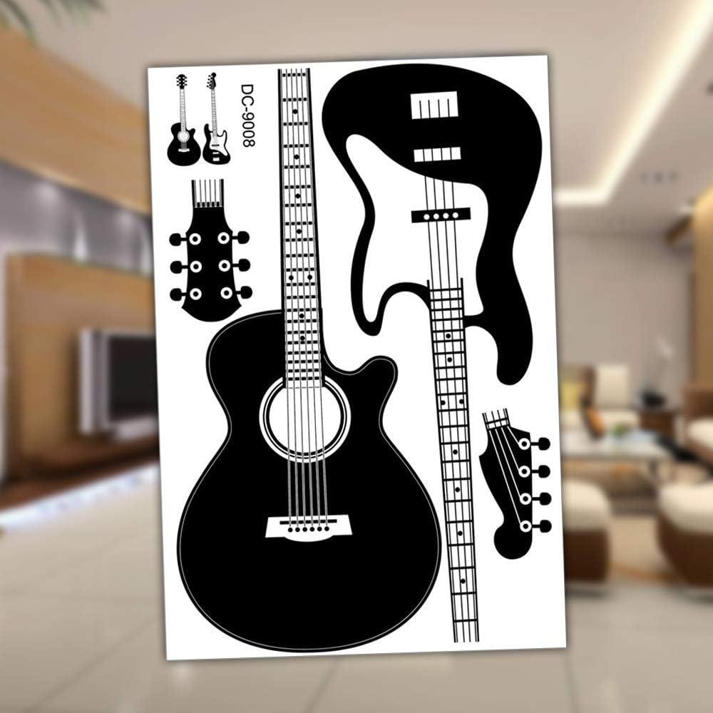 pegatinas de decoracion para pared Sala de música moderna de ...