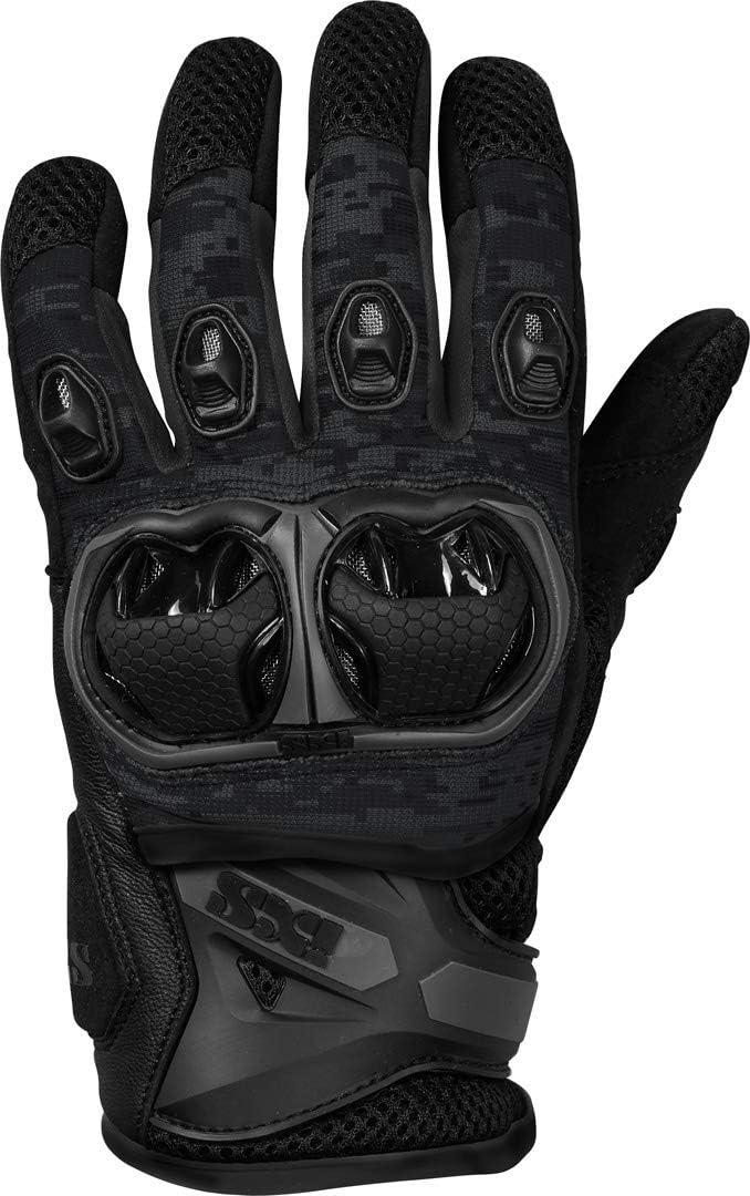 IXS Unisexs Gloves Black, us-3xl