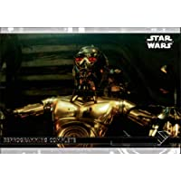 2020 Topps Star Wars The Rise of Skywalker Series 2#34 Reprogramming Complete C3PO Trading Card