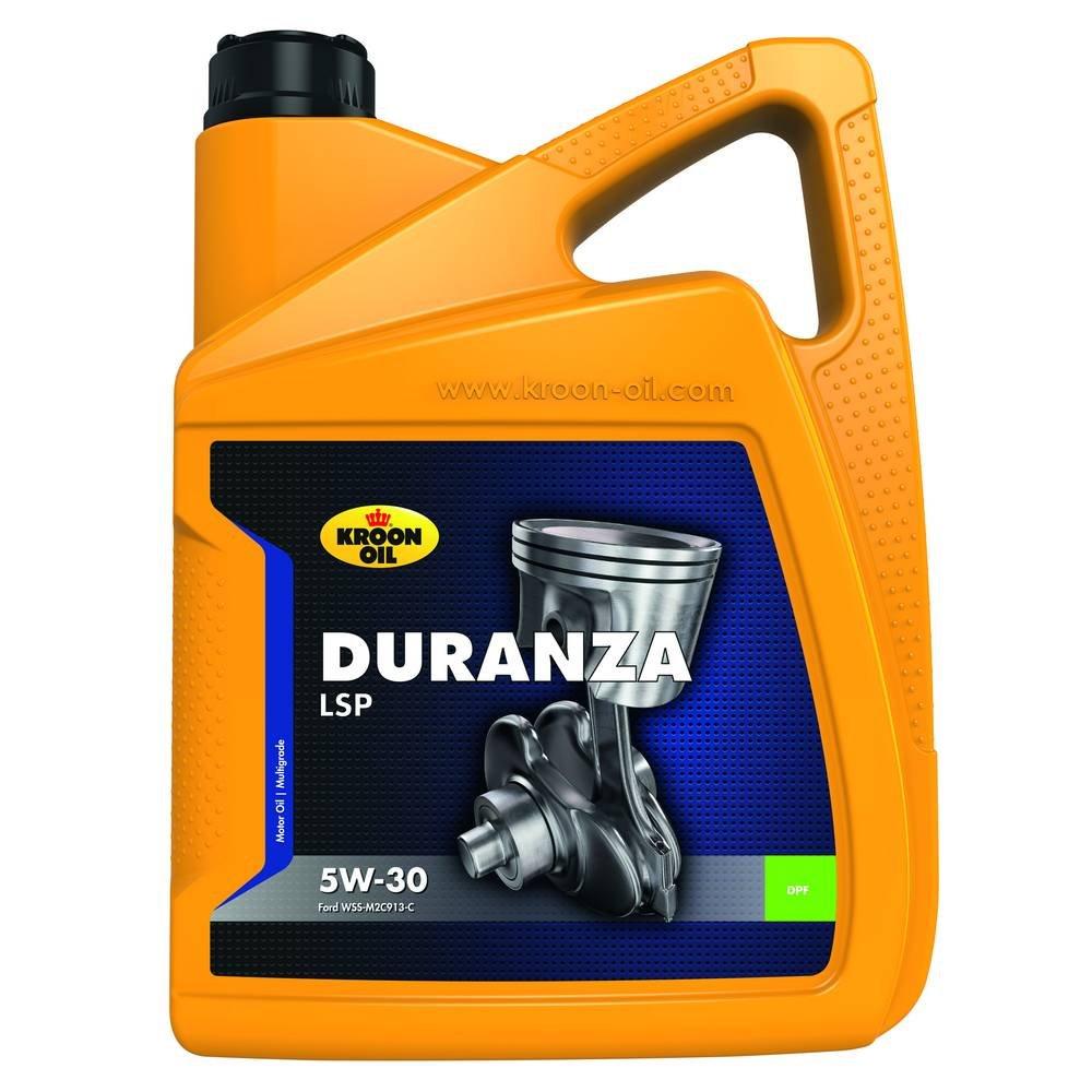 CARPOINT Kroon-Oil 1838142 34203 Duranza Lsp W-30 5, 5 litri