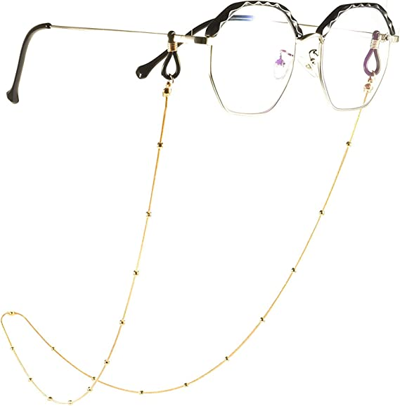 Musa-red eye glass chainunique glass holdereyeglass chain beadedchic gifts for mombeaded eye glasses chaineyeglass chainglasses chain