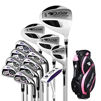 HZC Golf Club Set, 13 ensambladas Bolsas de Golf, Club ...